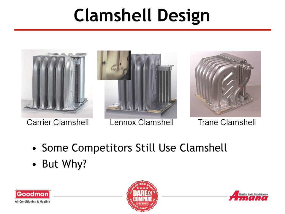 Clamshell Design Some Competitors Still Use Clamshell But Why