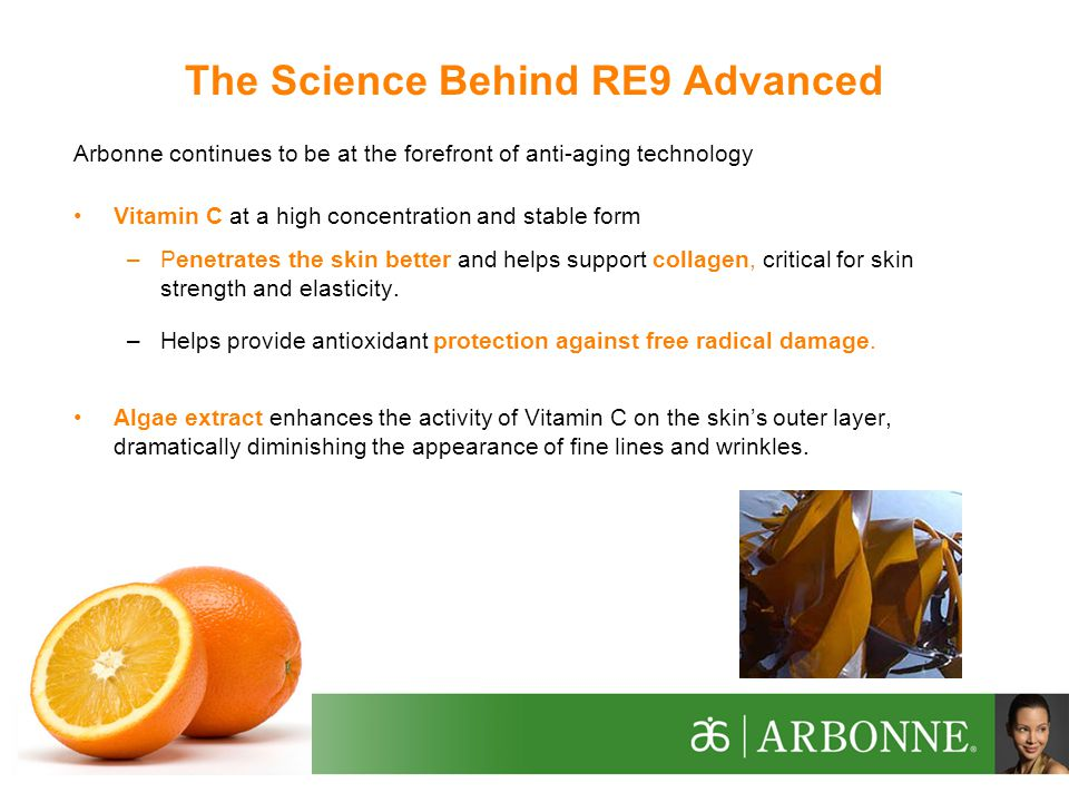 The Science Behind RE9 Advanced