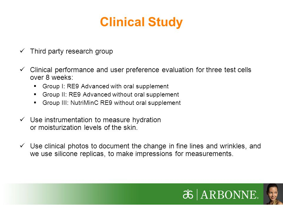 Clinical Study Third party research group