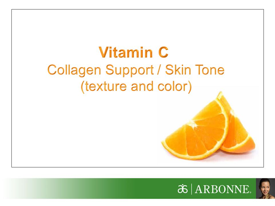 Collagen Support / Skin Tone
