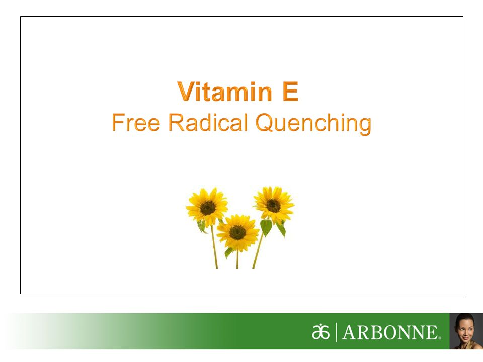 Free Radical Quenching