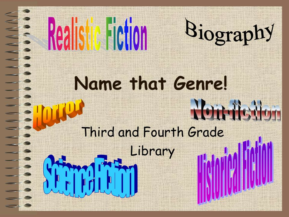 Third And Fourth Grade Library Ppt Video Online Download