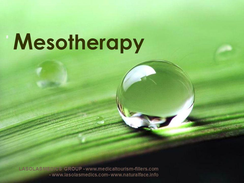 Mesotherapy LASOLAS MEDICS GROUP - www.medicaltourism-fillers.com - www.lasolasmedics.com- www.naturalface.info.