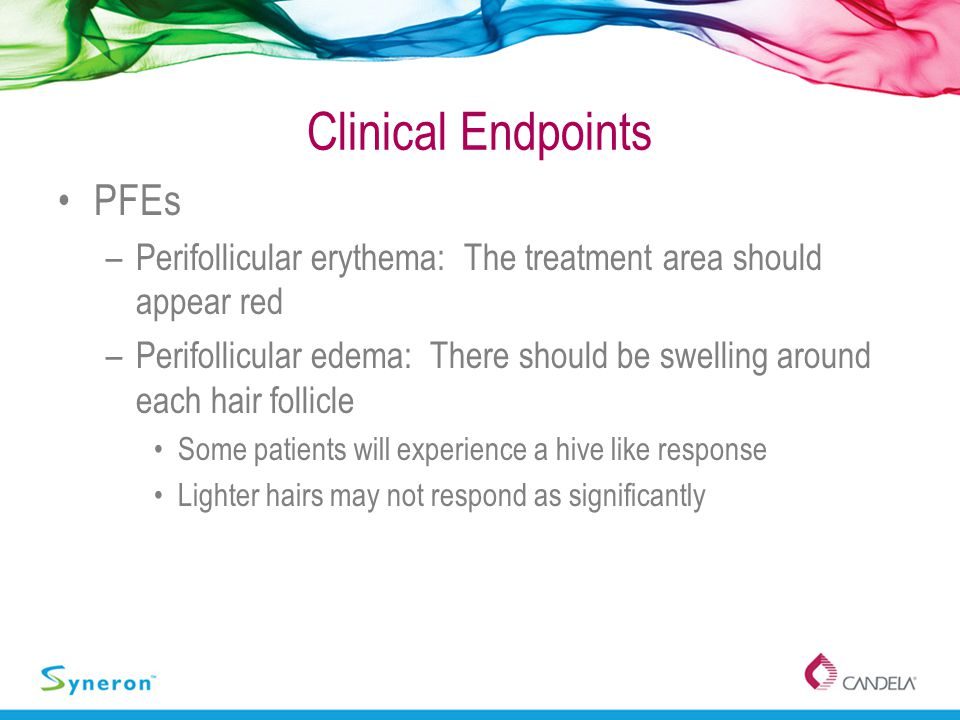 Clinical Endpoints PFEs