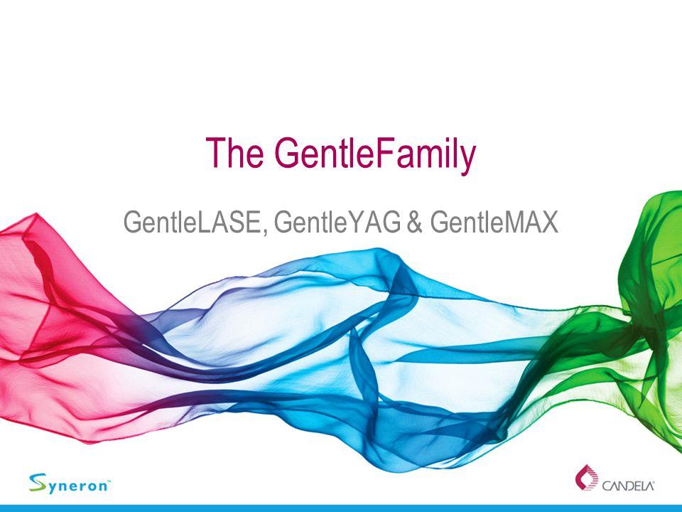 GentleLASE, GentleYAG & GentleMAX