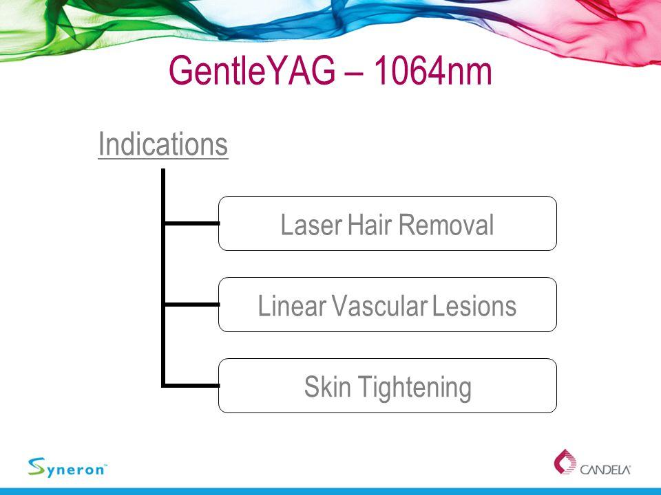 GentleYAG – 1064nm