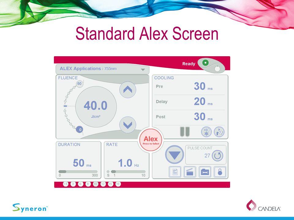 Standard Alex Screen
