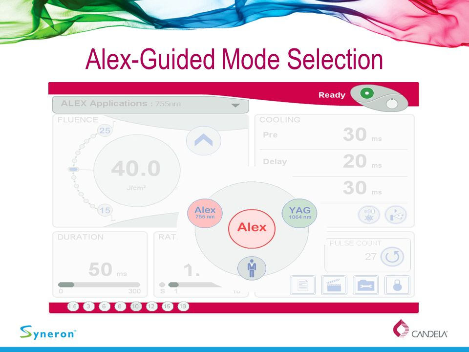 Alex-Guided Mode Selection