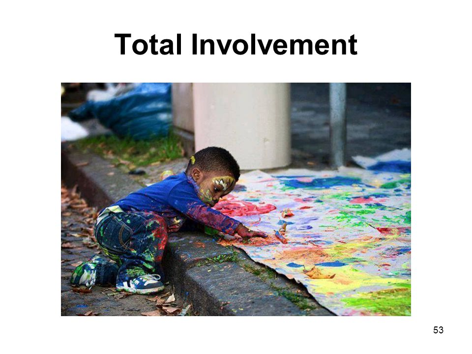Total Involvement
