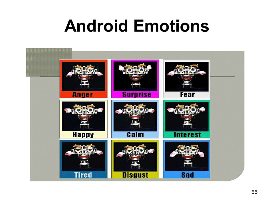 Android Emotions