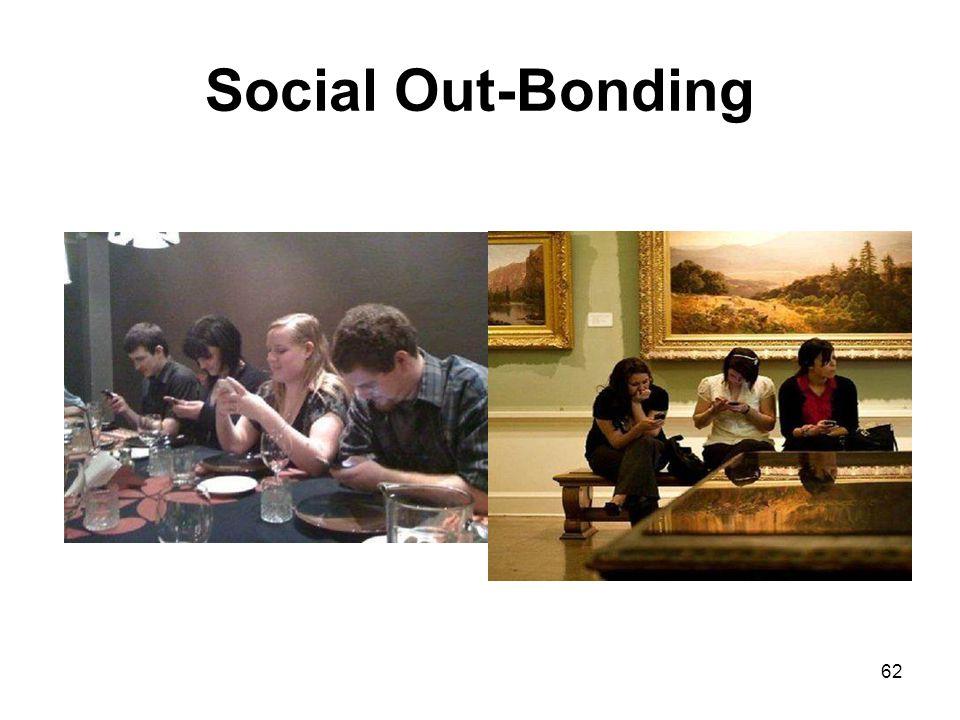 Social Out-Bonding