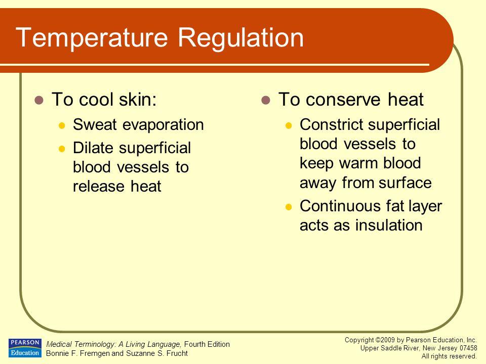 Temperature Regulation