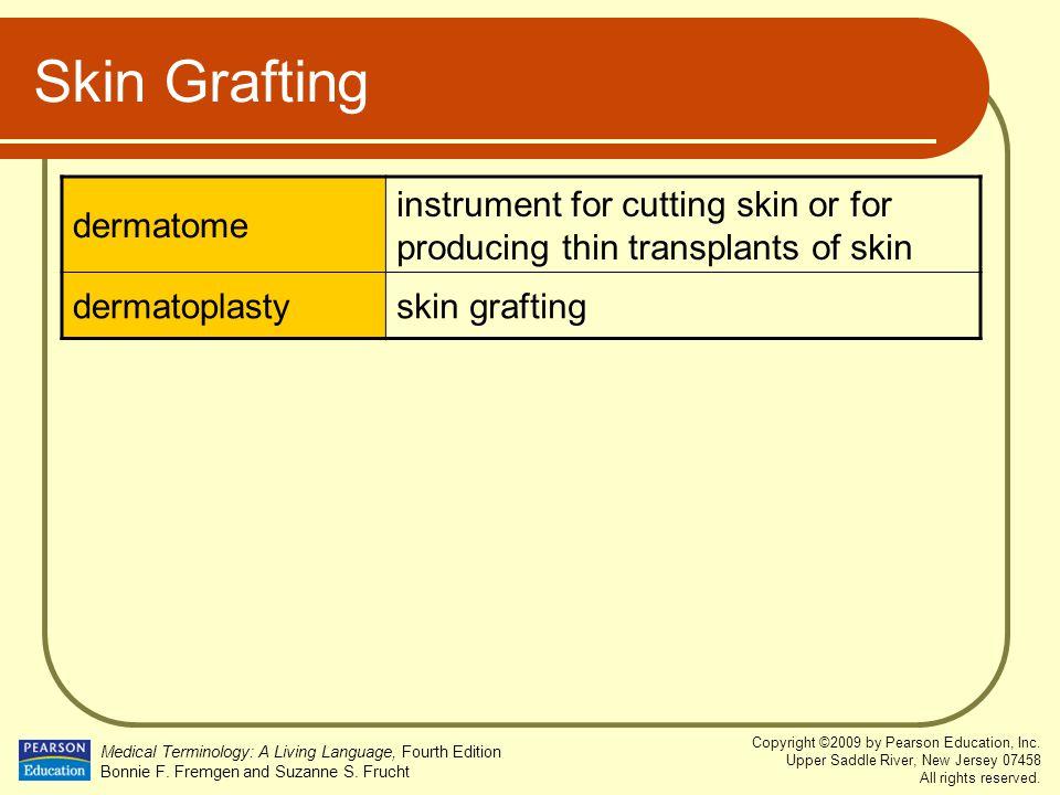 Skin Grafting dermatome