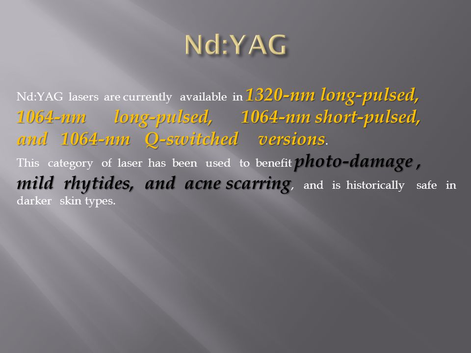 Nd:YAG