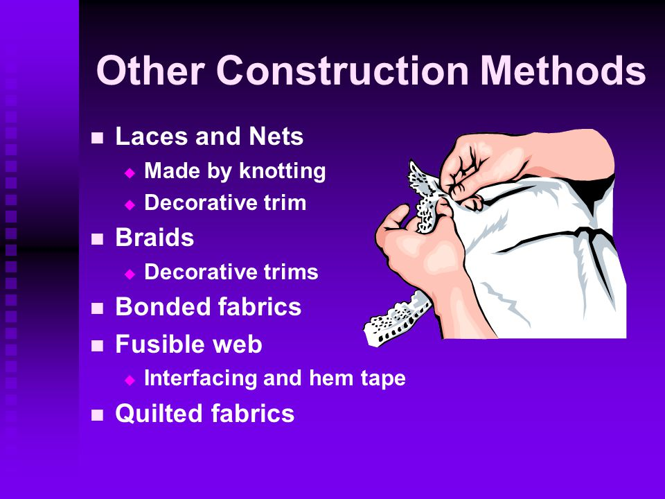 Other Construction Methods