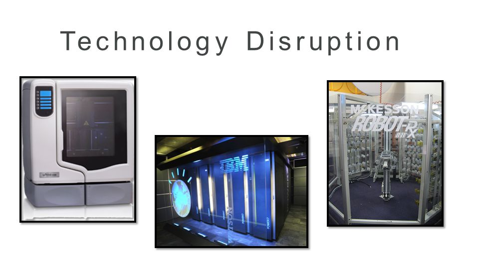Technology Disruption