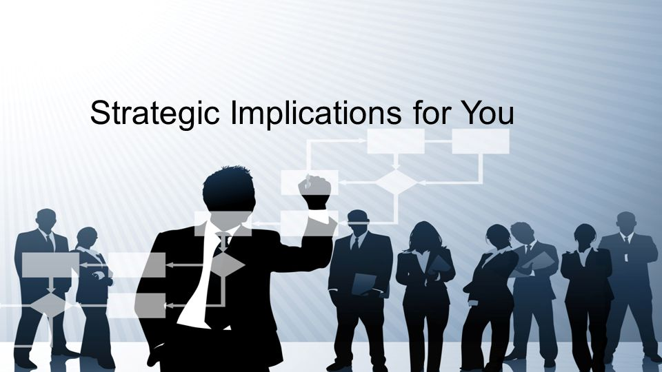 Strategic Implications for You