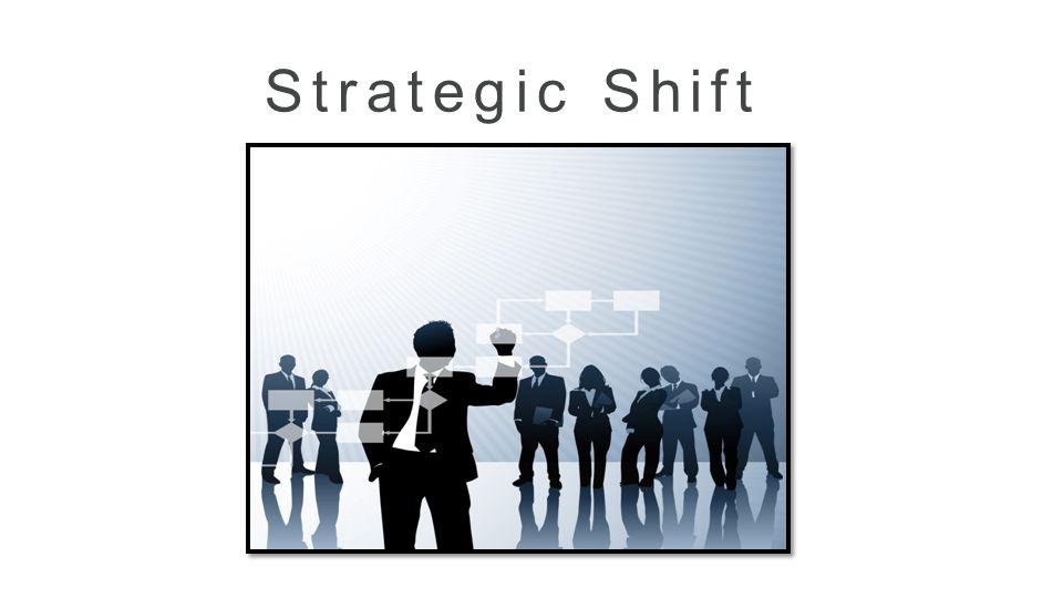 Strategic Shift