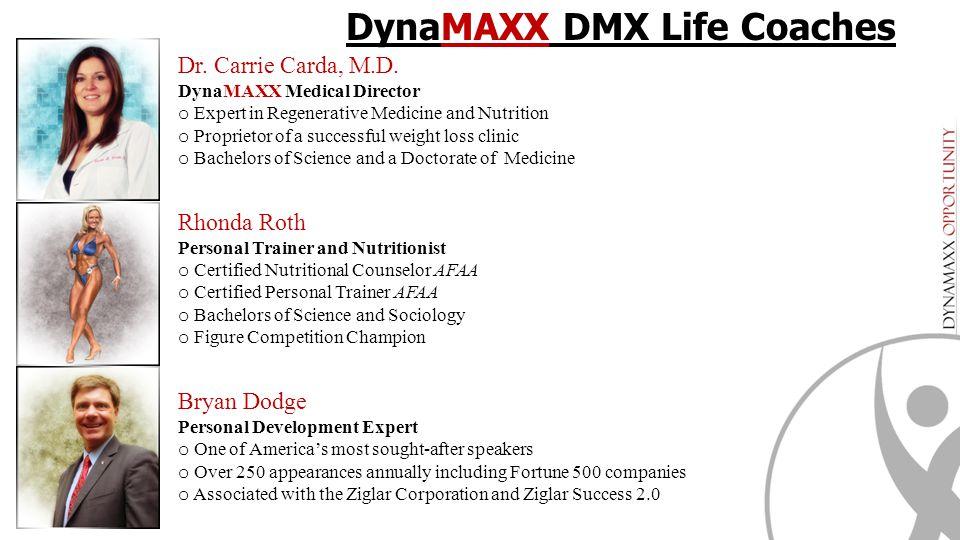 DynaMAXX DMX Life Coaches