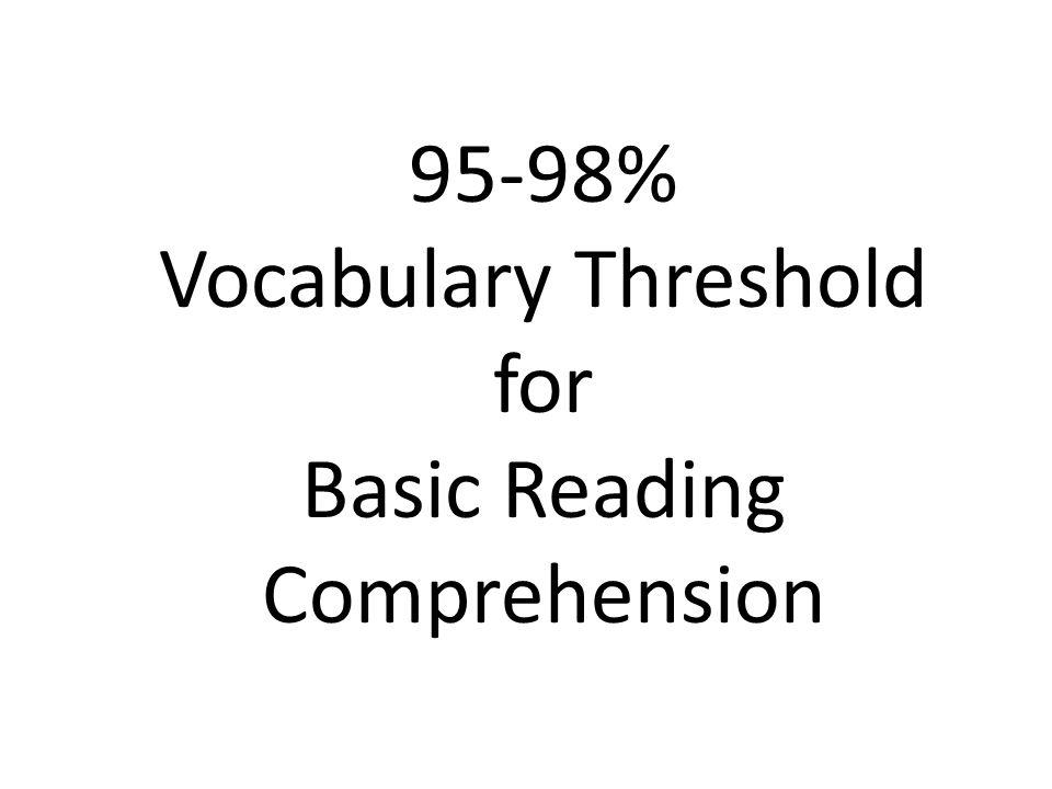 Basic Reading Comprehension