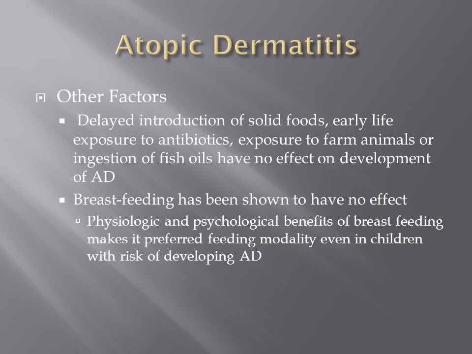 Dermatology cases december 7 ppt download for Fish oil for toddlers speech delay
