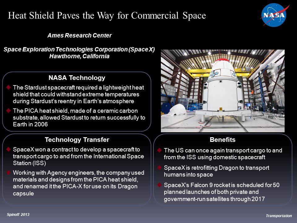 Space Exploration Technologies Corporation (Space X)
