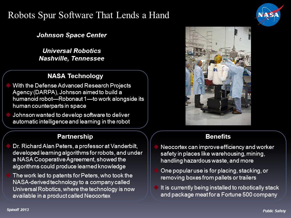 Robots Spur Software That Lends a Hand