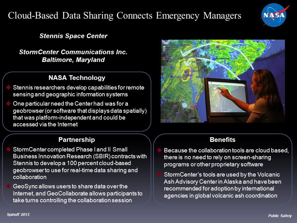 StormCenter Communications Inc.