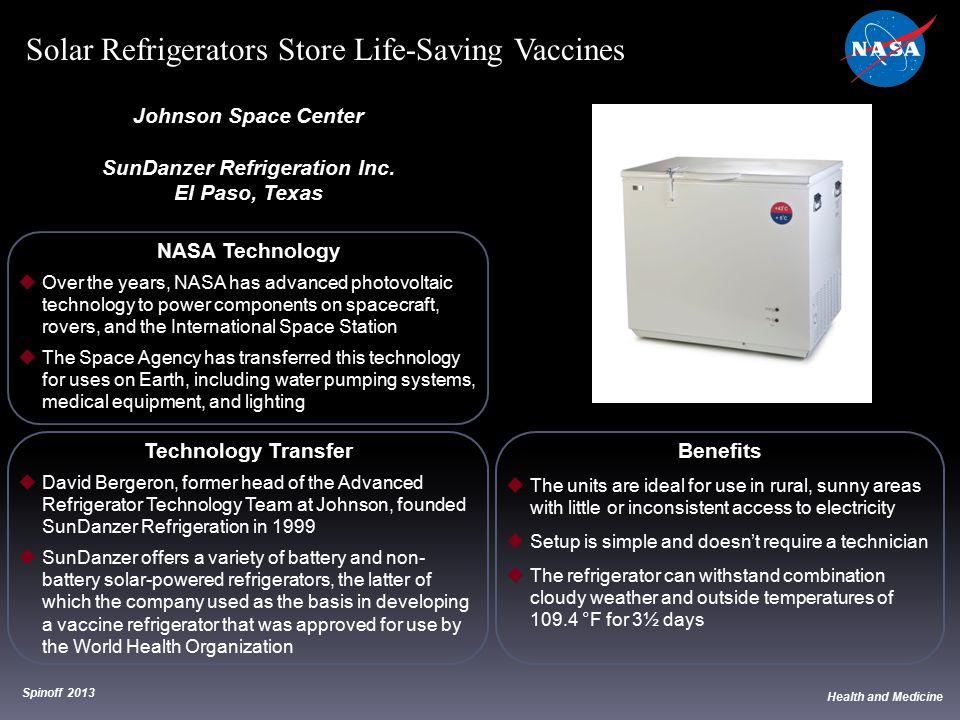 SunDanzer Refrigeration Inc.