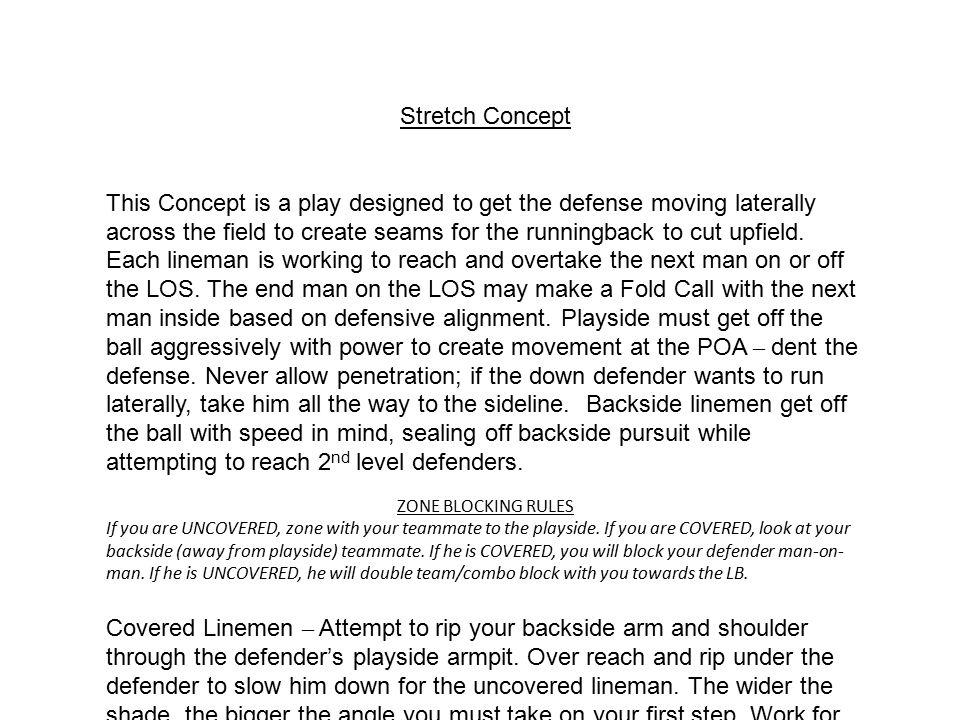 Stretch Concept