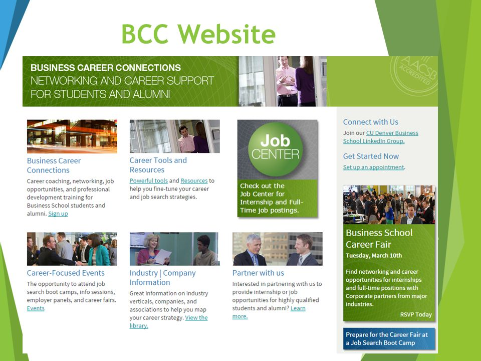 BCC Website