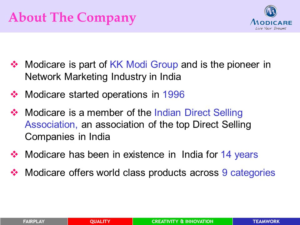 Modicare Essensual 20 Skin Care Range Ppt Video Online