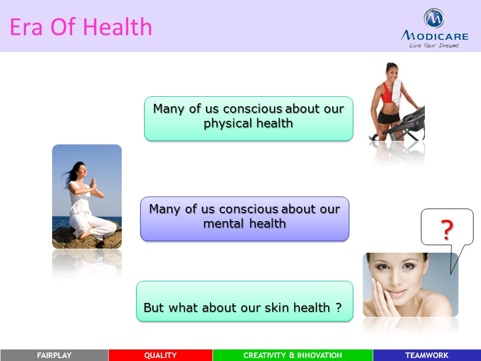 Era Of Health Many of us conscious about our physical health