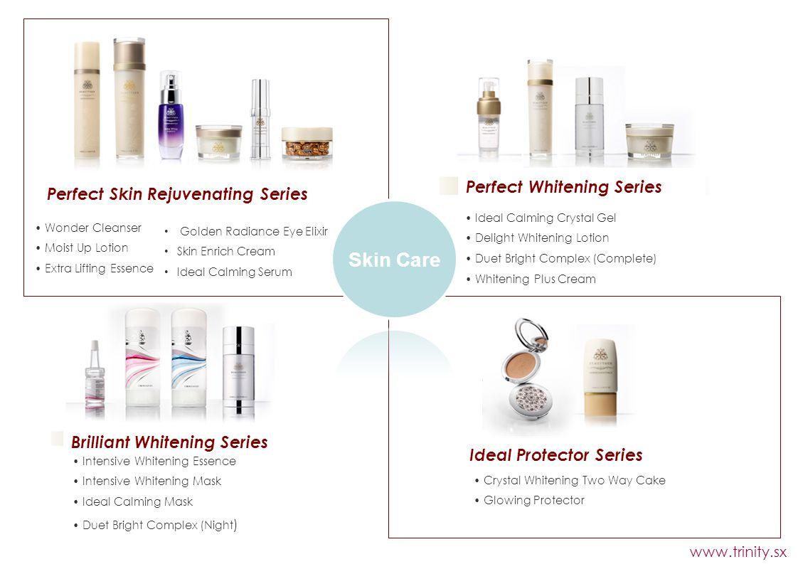 Skin Care Perfect Whitening Series Perfect Skin Rejuvenating Series