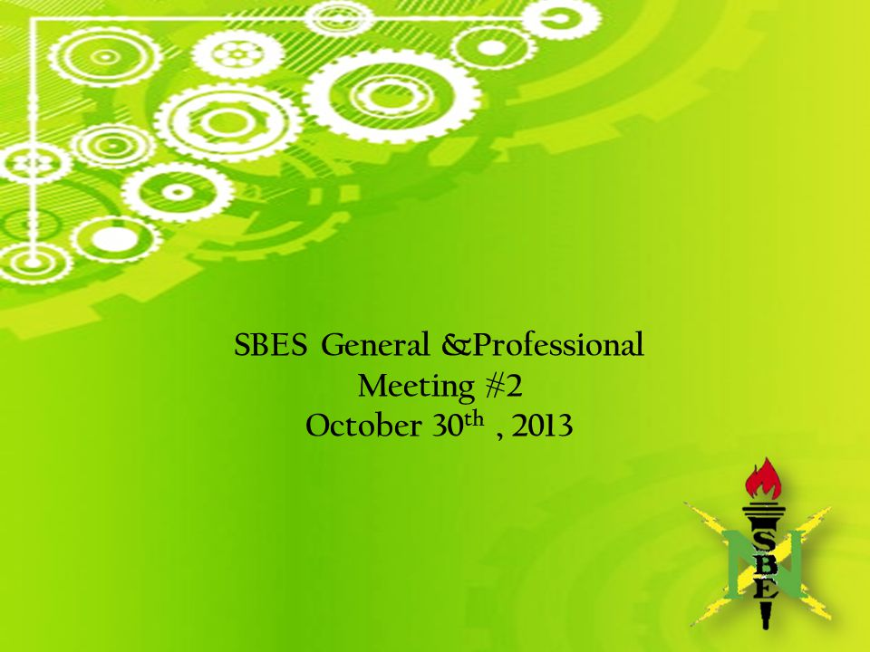 SBES General &Professional