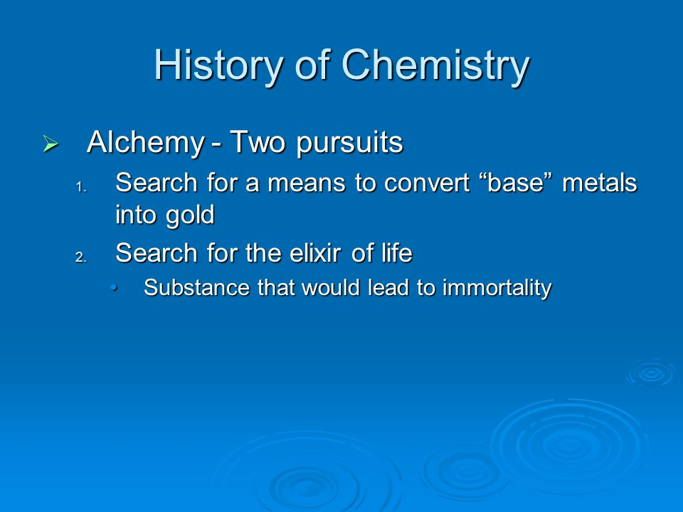 an introduction to the history of chemistry Introduction to the periodic table history and format of the periodic table of the elements share  learn chemistry with this periodic table study guide.