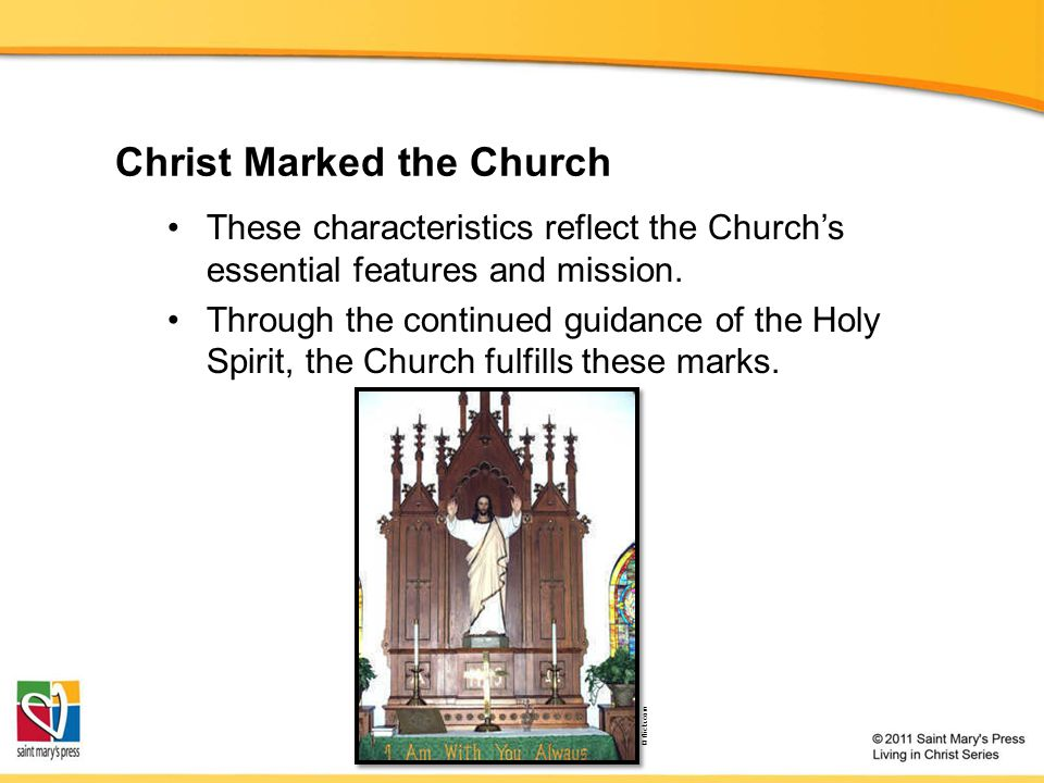 Christ Marked the Church
