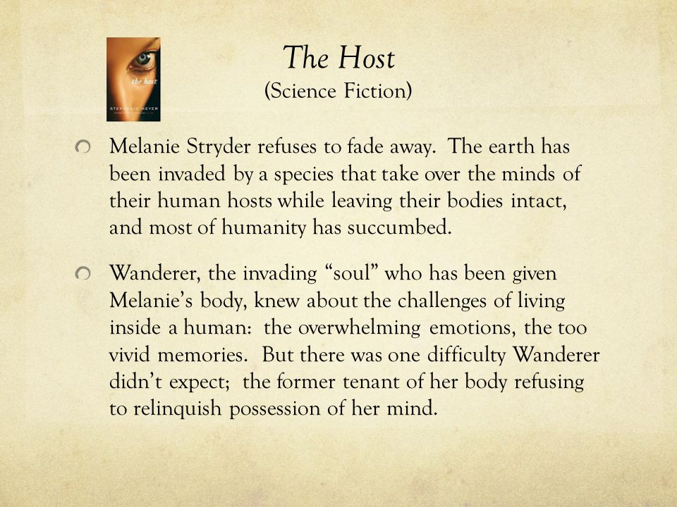 The Host (Science Fiction)