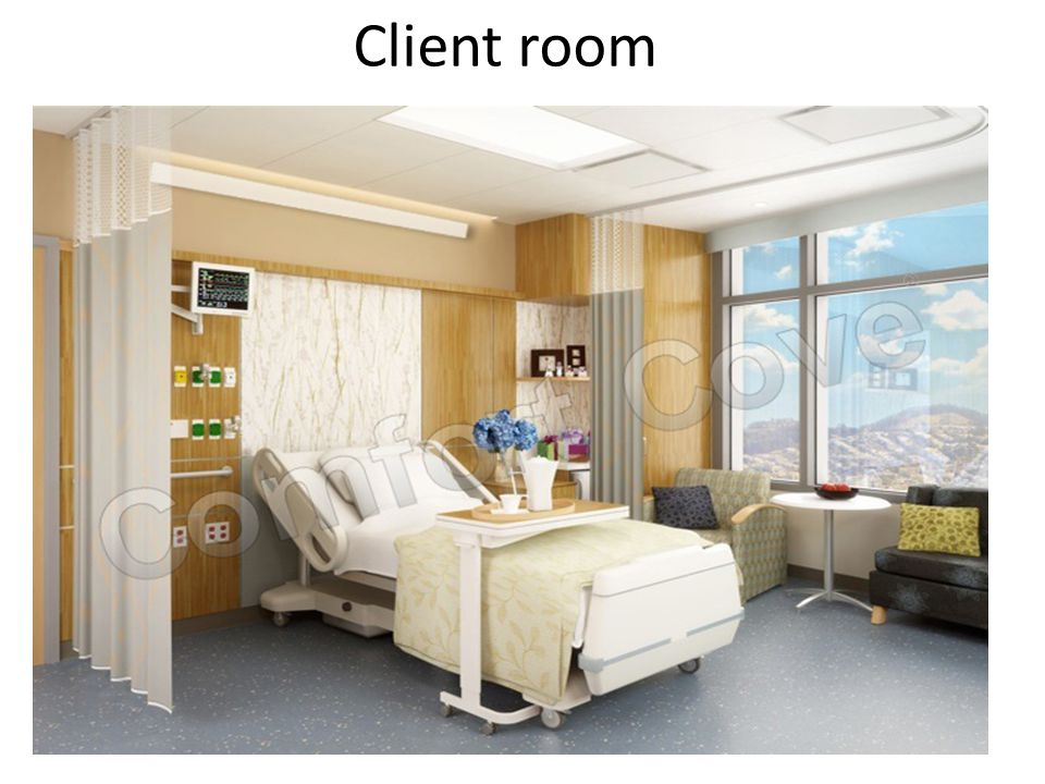 Client room