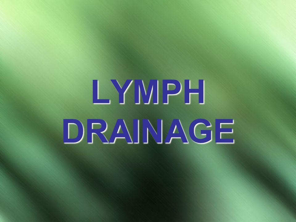 LYMPH DRAINAGE