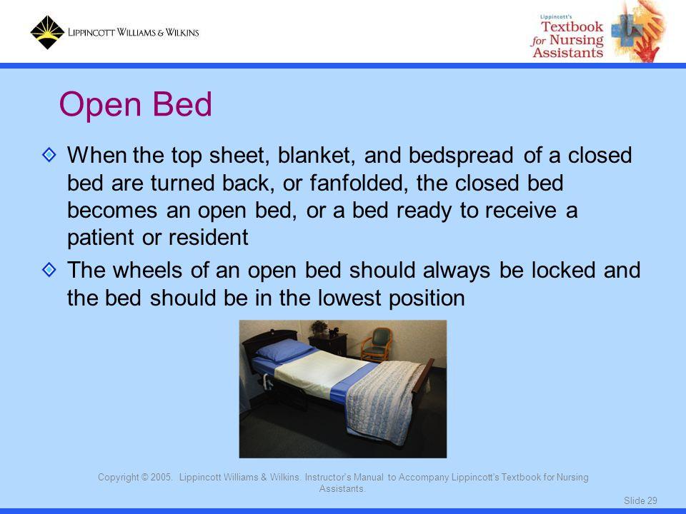 Open Bed