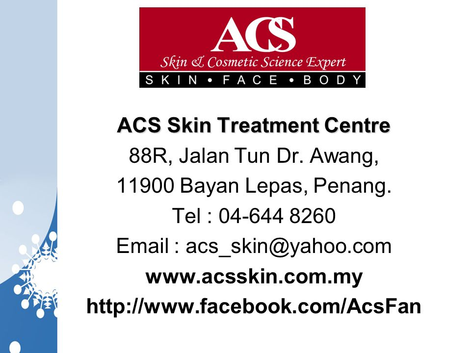 ACS Skin Treatment Centre