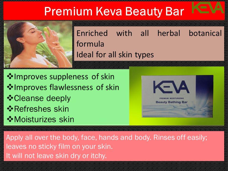 Premium Keva Beauty Bar