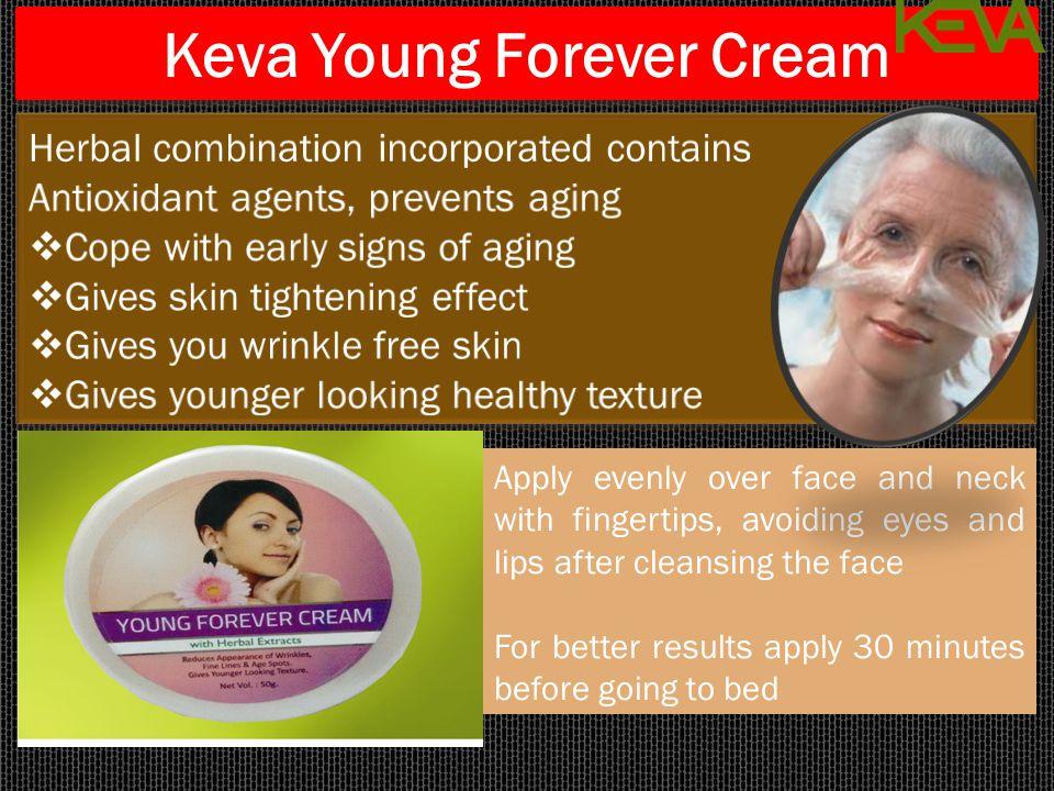 Keva Young Forever Cream