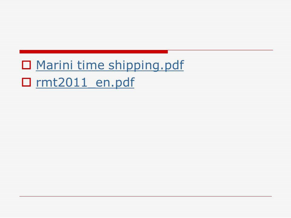 Marini time shipping.pdf