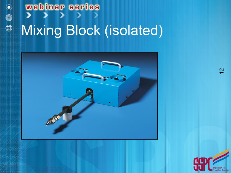 Mixing Block (isolated)