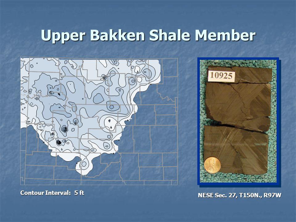 Upper Bakken Shale Member