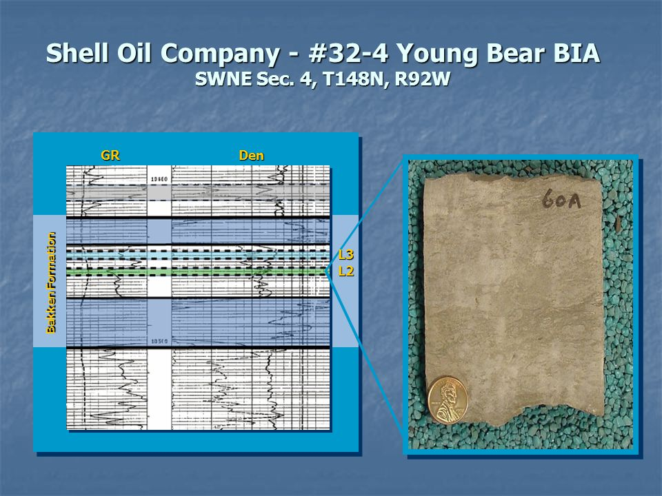 Shell Oil Company - #32-4 Young Bear BIA SWNE Sec. 4, T148N, R92W