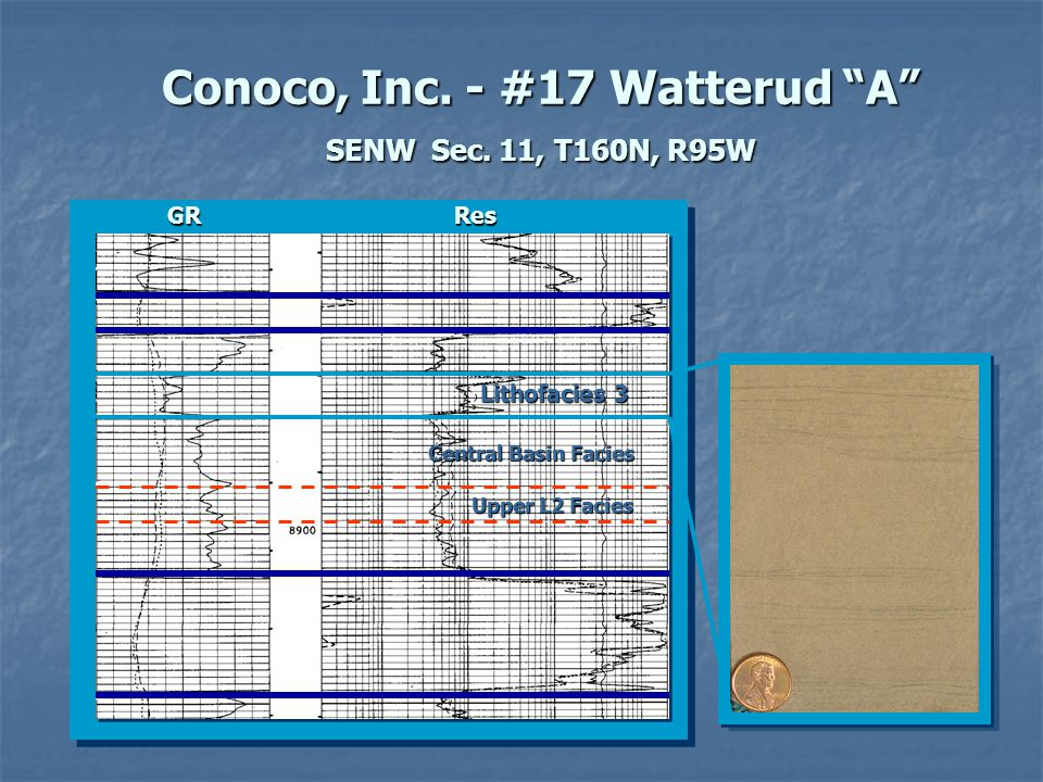 Conoco, Inc. - #17 Watterud A SENW Sec. 11, T160N, R95W