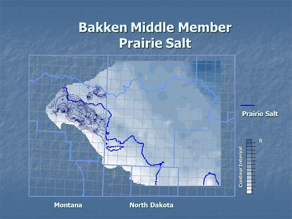Bakken Middle Member Prairie Salt